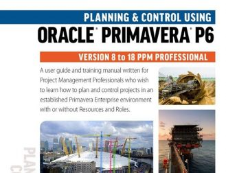 Oracle Primavera P6 EPPM/PPM for Planners (3 Day Course Brisbane)