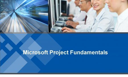 Microsoft Project Fundamentals (1 Day Course Melbourne)